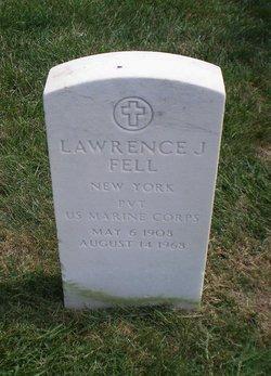 Lawrence J Fell, Jr