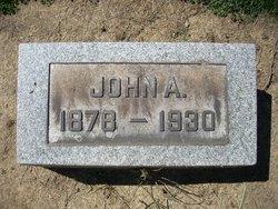 John A Harshman