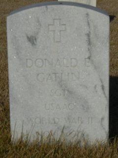 Donald E Gatlin