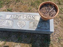 Bernice E. <I>Green</I> Alderson
