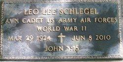 Leo Lee Schlegel