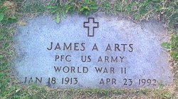 James Albert Arts
