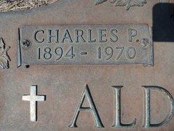 Charles P Aldridge
