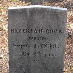Hezekiah Cook