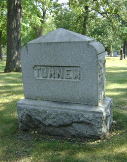 Elizabeth <I>Turner</I> Turner