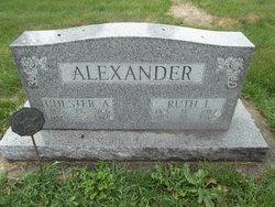 Ruth L Alexander
