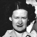 """Mrs Edith """"Fay"""" <I>Kinnick</I> Evans"""