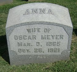 Anna <I>Miller</I> Meyer