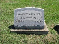 Florence Alexander