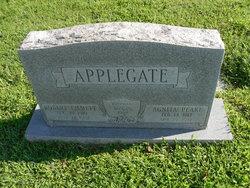 Agnita <I>Peake</I> Applegate