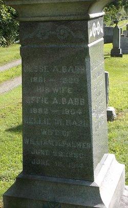 Effie A. <I>Huntington</I> Babb