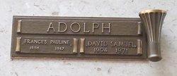 David Samuel Adolph