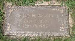 Elmo Hugh Callen
