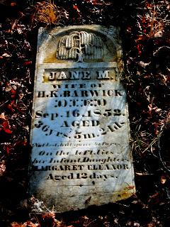 Jane M. <I>Thompson</I> Barwick