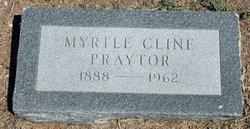Myrtle Evaline <I>Cline</I> Praytor