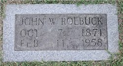 John William Roebuck