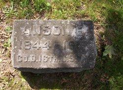 Pvt Anson B Bartlett