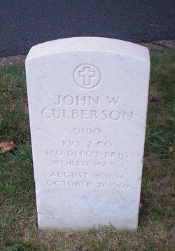John William Culberson