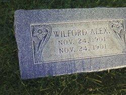 Wilford Alex Ray