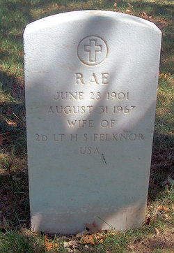 Rae Felknor