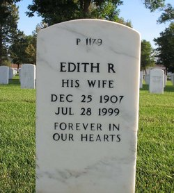 Edith Rebecca <I>Fain</I> Garner
