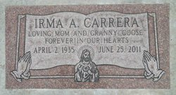 Irma Alice <I>Faz</I> Carrera