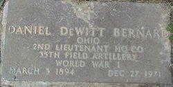 Daniel Dewitt Bernard