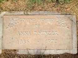 Anna P Minzer