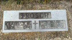 Clarence William Prosch