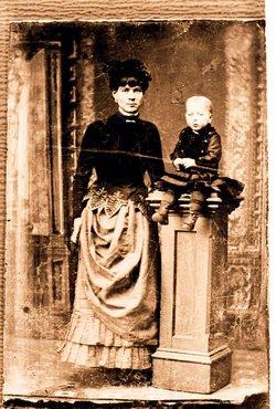 Octavia E. <I>Gilbert</I> Holcomb