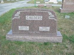 """Matilda """"Tillie"""" <I>Shover</I> Childers"""