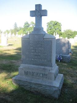 Mary J. <I>Manning</I> McKeon