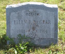 Ellen Frances <I>Burden</I> DeGear