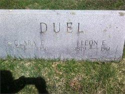Clara E. <I>Pember</I> Duel