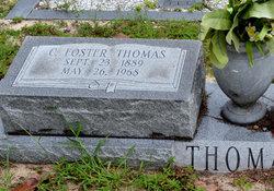 C. Foster Thomas