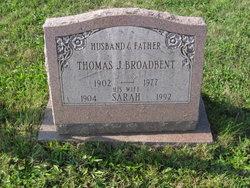 Thomas J. Broadbent