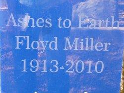 """Arthur Floyd """"Floyd"""" Miller"""