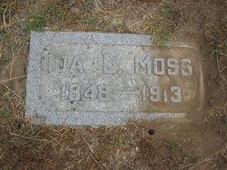 Ida L. <I>Green</I> Moss