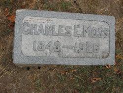 """Charles Eugene """"Charlie"""" Moss, Jr"""