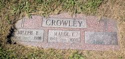 Maude E. <I>Jacobsen</I> Crowley