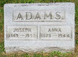 Anna <I>Herdiltzka</I> Adams