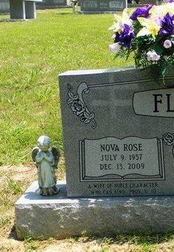 Nova Rose <I>Robinson</I> Flener