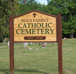 Holy Family Catholic Cemetery