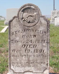 Benjamin John Allen