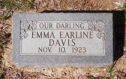 Emma Erline Davis