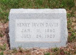 Henry Irvin Davis