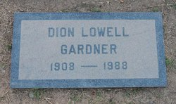 Dion Lowell Gardner