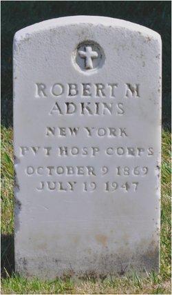 Robert Morris Adkins
