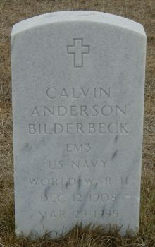 Calvin Anderson Bilderbeck