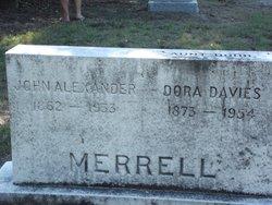 Dora Davies Merrell